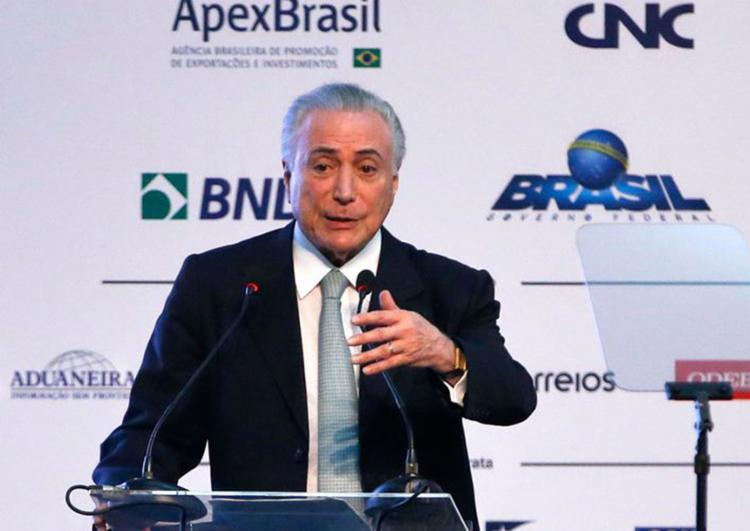 Lei de Diretrizes Orçamentárias foi sancionada nesta quarta-feira, 9, pelo presidente Michel Temer - Foto: Tânia Rêgo l Agência Brasil