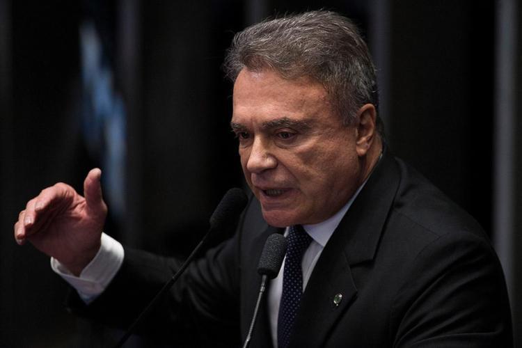 Ele defendeu a reforma do Estado com foco no corte de despesas para zerar o déficit público - Foto: Fabio Rodrigues Pozzebom l Agência Brasil l 30.06.2016