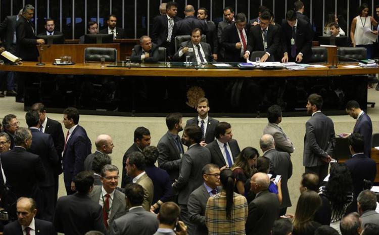 Para conseguir aprovar a proposta, são necessários 308 votos em dois turnos - Foto: Fabio Rodrigues Pozzebom l Agência Brasil