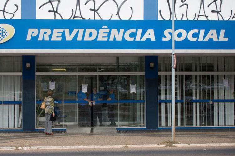 INSS limita serviços que podem ser agendados nas agências - Foto: Marcelo Camargo   Agência Brasil