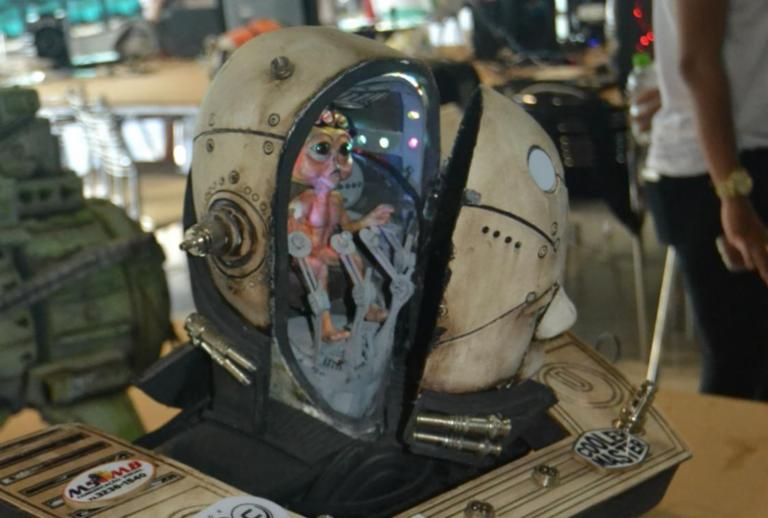 Os cinco destaques robóticos do Campus Party Bahia