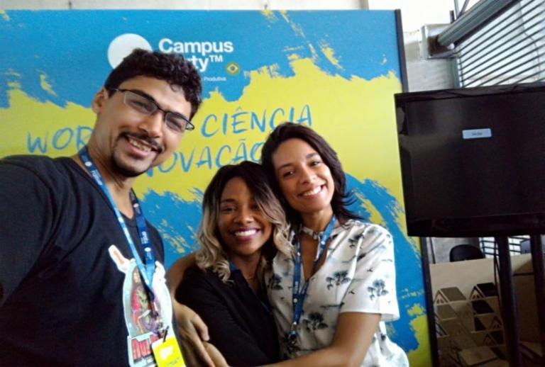 Técnico explica sobre a profissão de perito forense na Campus Party
