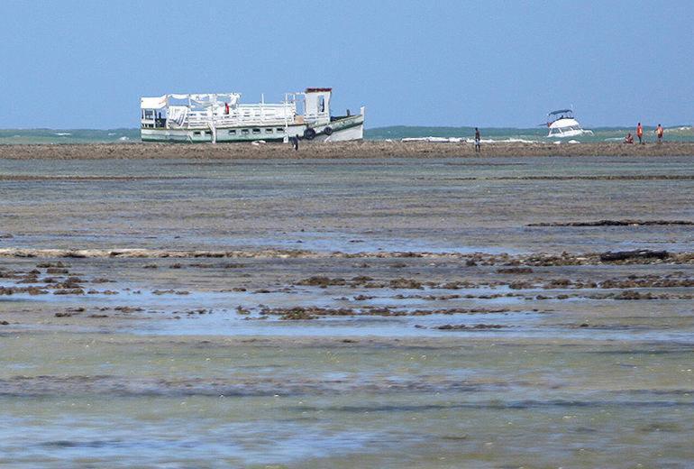 Manifestação impede retomada da travessia entre Mar Grande/ Salvador