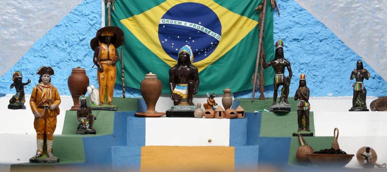 Conheça adeptos da umbanda em Salvador