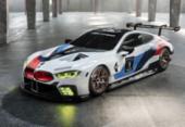 Salão se Frankfurt: BMW M8 é apresentado em versão de corrida GTE | Foto: