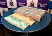 Suspeito de envolvimento em pirâmide financeira é preso em Itabuna | Foto: