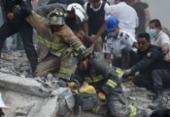 Terremoto de 7,1 graus mata mais de cem no México | Foto:
