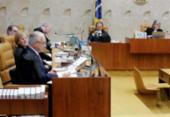Maioria do STF vota pelo envio de denúncia contra Temer à Câmara | Foto: