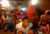 Seis suspeitos são presos e um adolescente apreendido na Santa Cruz | Foto: