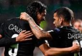 Daniel Alves diz que não tirou bola de Cavani e minimiza polêmica no PSG | Foto: