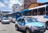 Ônibus param de circular em bairros ocupados pela PM | Foto: