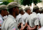 Divulgado resultado provisório de concurso para soldado da PM | Foto: Joá Souza | Ag. A TARDE | 02.08.2016