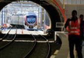 Bandidos roubam cabo de fibra ótica do metrô e prejudica serviço | Foto: