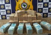Passageiro preso com R$ 700 mil em mala na Bahia é liberado | Foto: