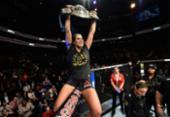 Baiana Amanda Nunes promete vencer Raquel Pennington no UFC | Foto: Reprodução l UFC