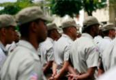 Mais de 21 mil policiais são premiados por redução de crimes na Bahia | Foto: Joá Souza | Ag. A TARDE | 02.08.2016