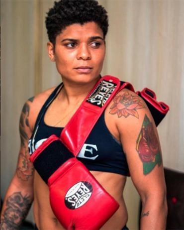 Adriana vai para a sua segunda luta profissional - Foto: Arquivo