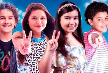 The Voice Kids fazem show em Salvador em homenagem a Ivete e Brown