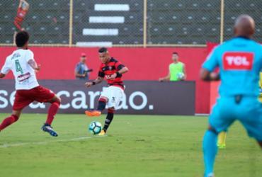 Confira as imagens de Vitória x Fluminense pelo Brasileirão