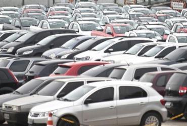 Venda de veículos em agosto é a maior em 20 meses, diz Fenabrave