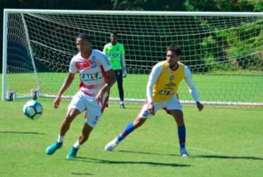 Bahia encerra primeira semana de treinamentos