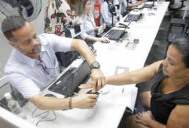 Posto de recadastramento biométrico é inaugurado na San Martin
