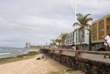 Jovem desaparece durante banho de mar na praia de Amaralina