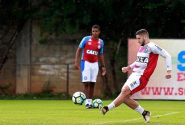 Com 2 gols, Zé Rafael quer ser mais efetivo no segundo turno