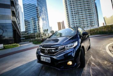 Honda Fit 2018 chega com novos equipamentos