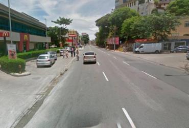 Capotamento no Rio Vermelho deixa quatro pessoas feridas