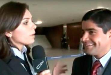 Monica Iozzi afirma ter sido assediada por ACM Neto