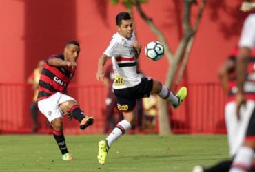 Confira as imagens de Vitória x São Paulo pelo Brasileirão