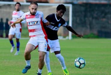 Bahia inicia preparação com jogo treino contra o time de Talisca