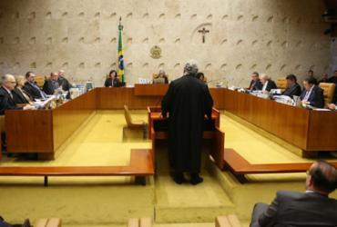 STF decide enviar denúncia contra Temer à Câmara