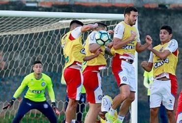 Bahia segue preparação para enfrentar o Grêmio