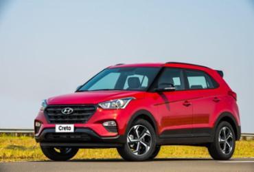 Hyundai lança nova versão do Creta com motor 2.0