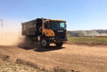 Scania lança Heavy Tipper e novos motores