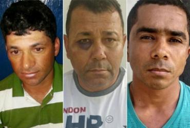 Preso trio suspeito de matar ex-prefeito baiano
