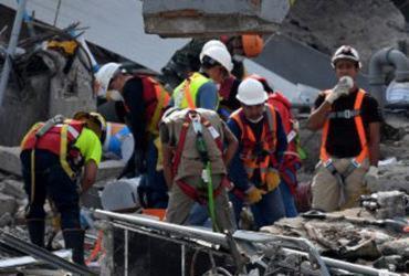 Duas mulheres morrem de infarto após novo terremoto no México