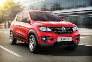 Renault Kwid: aspirante a mais vendido do Brasil