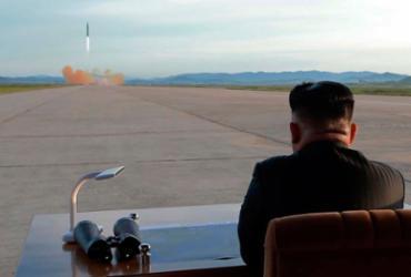 Coreia do Norte acusa Trump de declarar guerra através da retórica