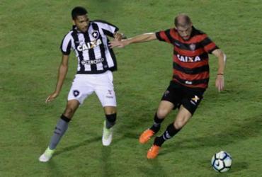 Partida entre Vitória e Botafogo tem horário modificado