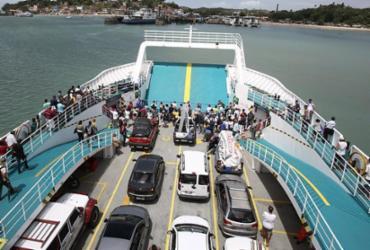 Ferry abre 200 vagas extras para hora marcada no feriado