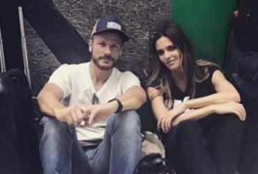 Rodrigo Hilbert e Fernanda Lima se mudam para os EUA
