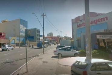 Acidente na Av. Manoel Dias deixa duas pessoas feridas