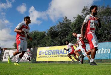 Bahia ganha reforços para a partida contra o Atlético-GO