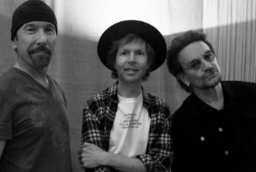 U2 lança nova música 'You're The Best Thing About Me'