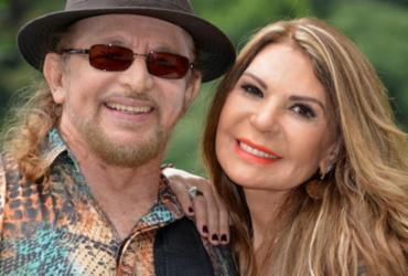 Elba Ramalho e Geraldo Azevedo fazem show na Concha Acústica