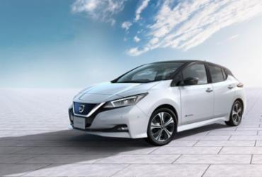 Nissan lança segunda geração do elétrico Leaf com autonomia de 400 km