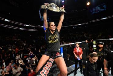 Baiana Amanda Nunes promete vencer Raquel Pennington no UFC | Reprodução l UFC